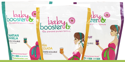 Baby Booster