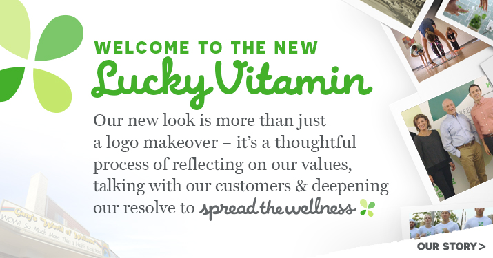 LuckyVitamin About Us