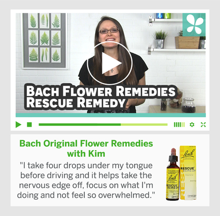 Bach Original Flower Remedies med Kim