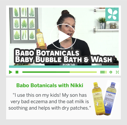 Babo Botanicals with Nikki
