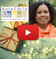 Aura Cacia: DIY Holiday Gifts With Essential Oils