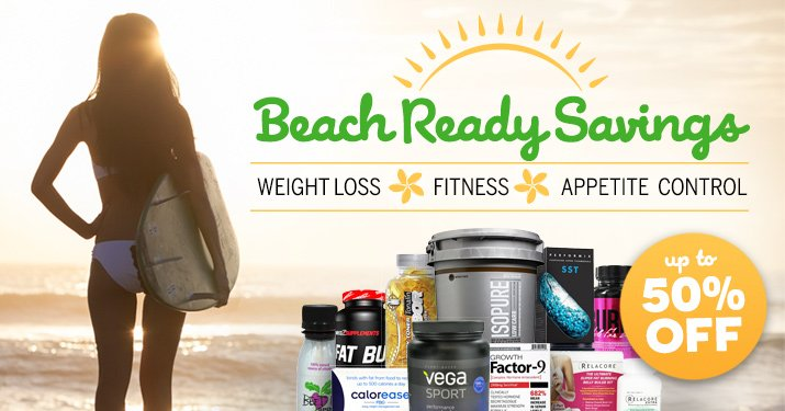 Beach Ready Sale