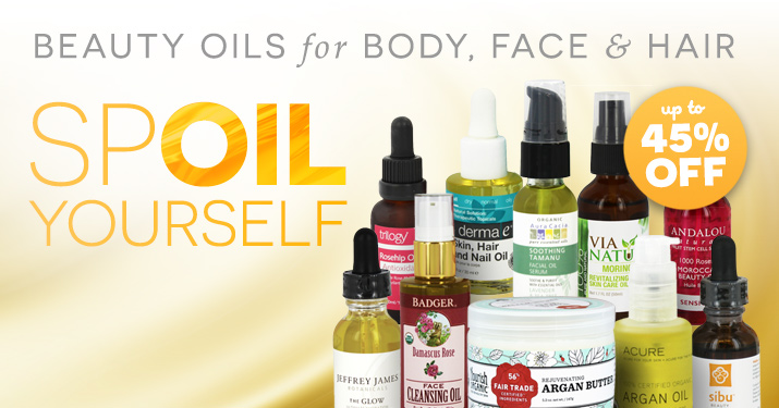 Beauty Oil Sale