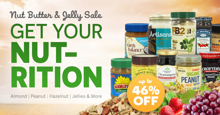 Nut Butter & Jelly Sale