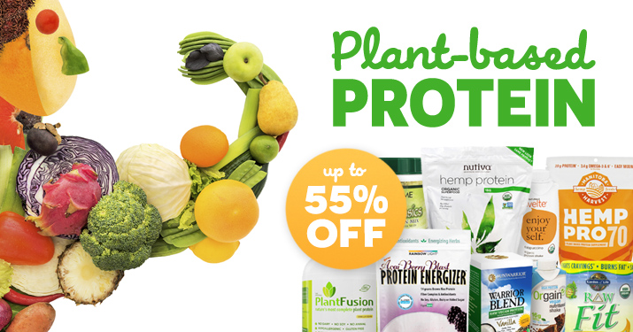 Plant Based Protein Sale