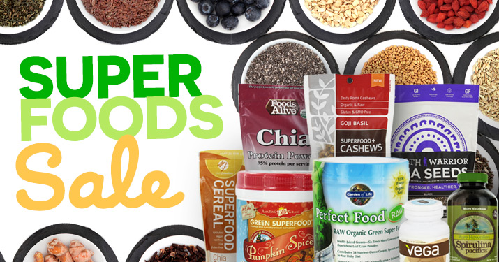 Superfoods Sale
