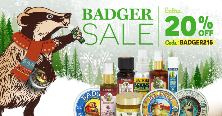 Badger Sale