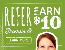Refer earn your friend $10