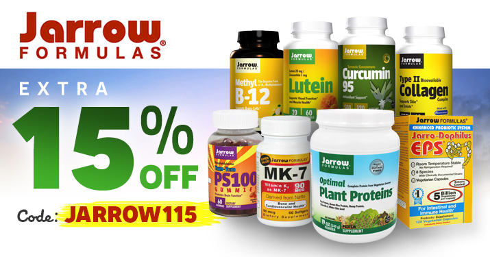 Jarrow Formulas Sale