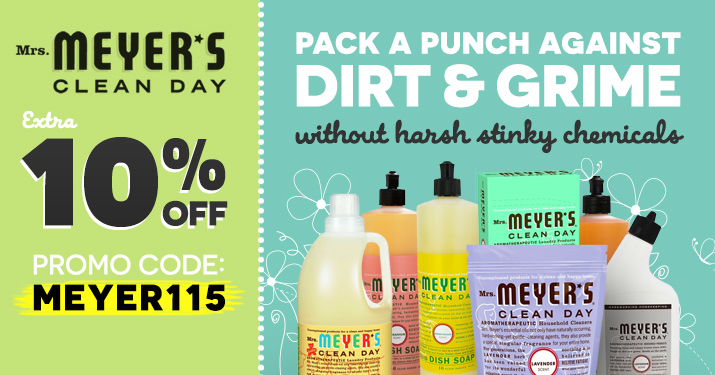 Mrs. Meyer's Sale