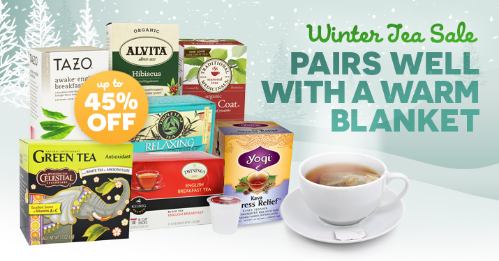 Winter Tea Sale