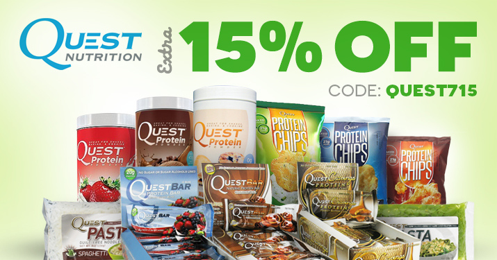 Quest Nutrition Sale