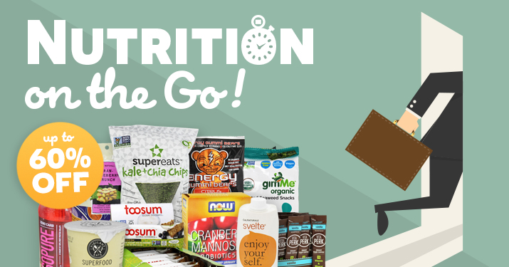 Nutrition on the Go Sale