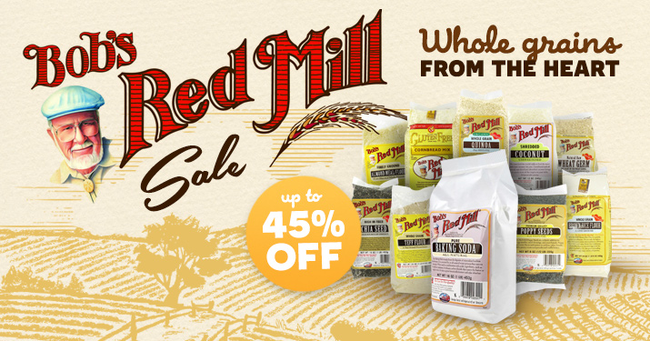 Bob's Red Mill Sale