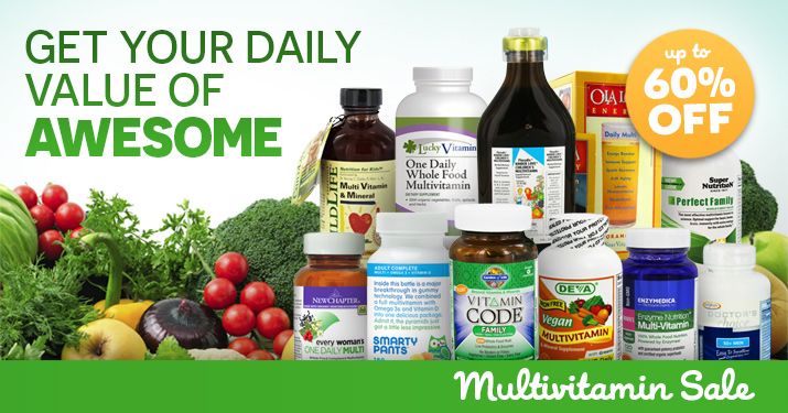 Multivitamin Sale