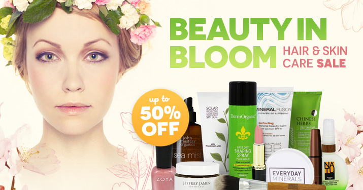 Spring Beauty Sale