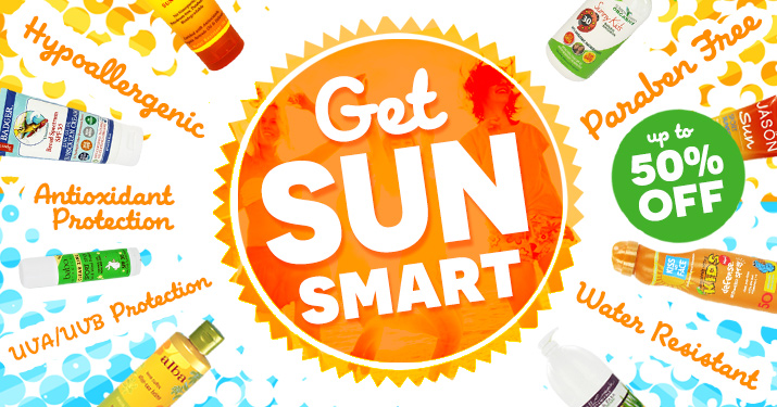 Natural Sun Care Sale