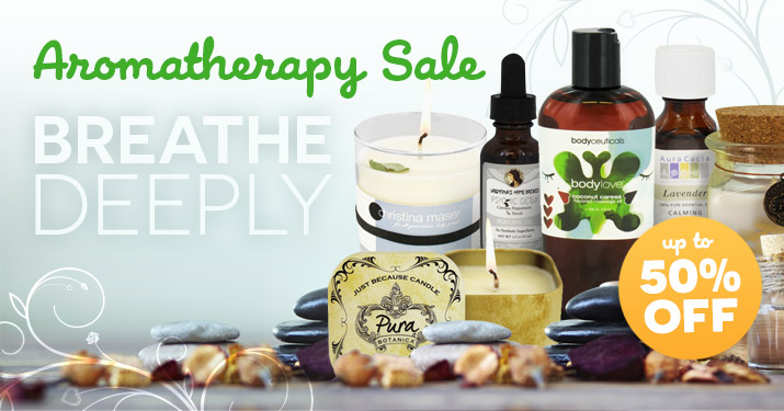 Aromatherapy Sale
