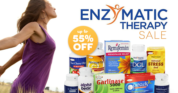 Enzymatic Therapy Sale