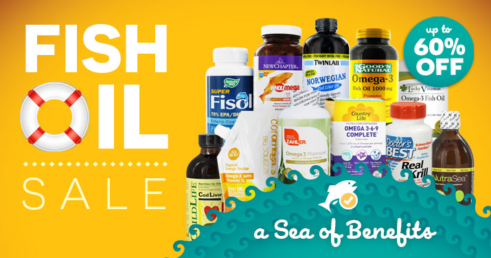 Fish Oil Sale