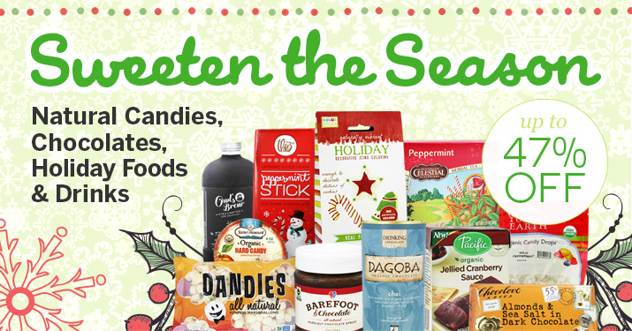 Holiday Healthy Treats Sale