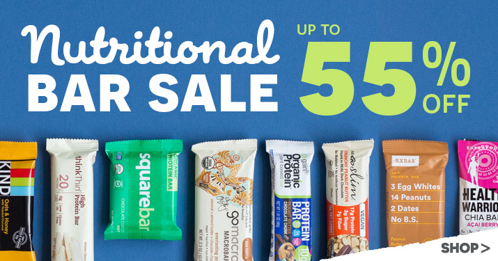 Nutritional Bars Sale