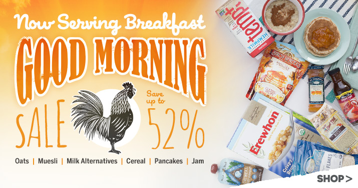 Breakfast Sale