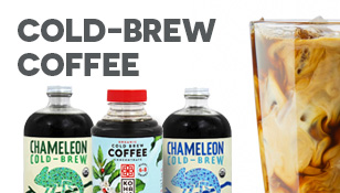 Cold Brew Coffee Sale