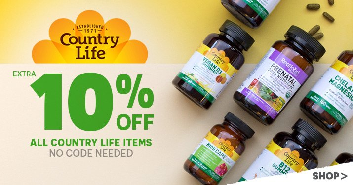 Country Life Sale