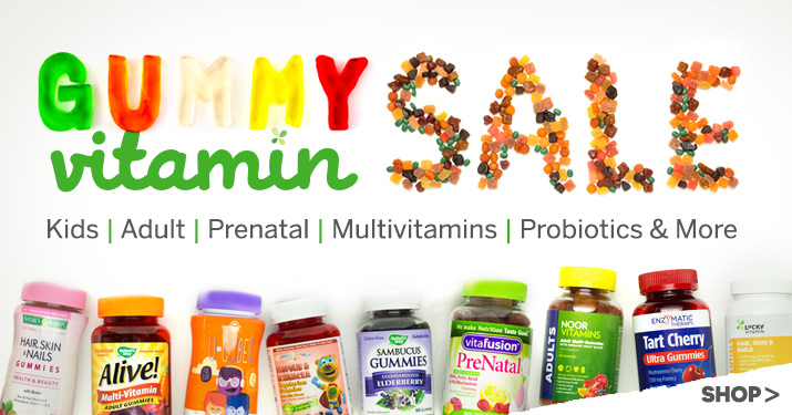 Gummy Vitamin Sale