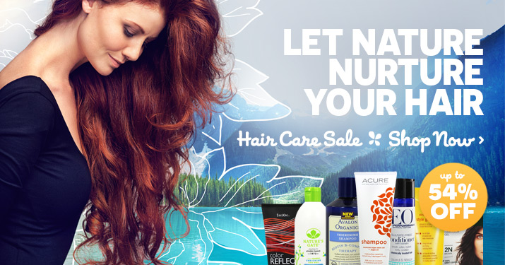 Natural Hair Care Sale