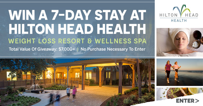 Hilton Head Health Sweepstakes
