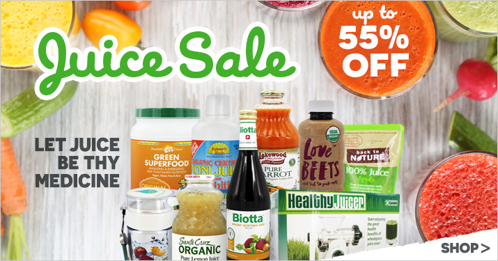 Juices Sale