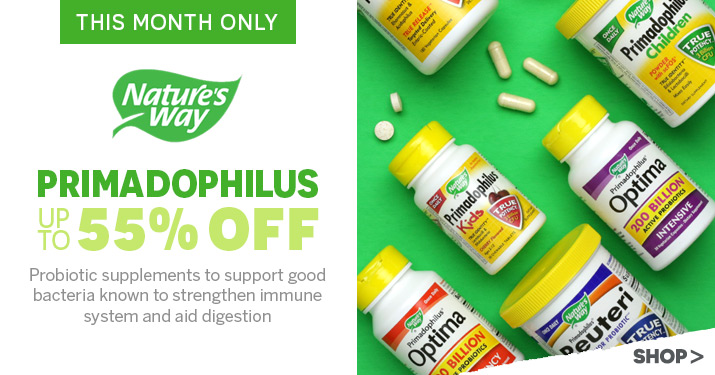 Nature's Way Primadophilus Sale