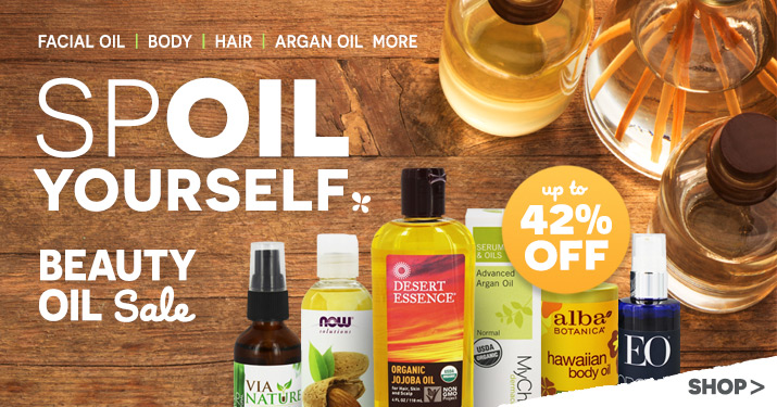 Beauty Oils Sale