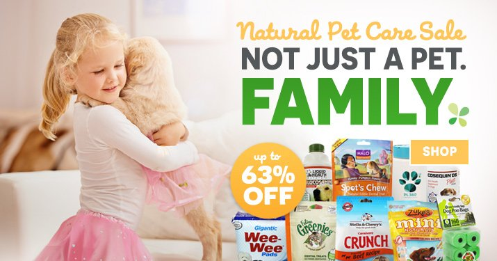Pet Care Sale