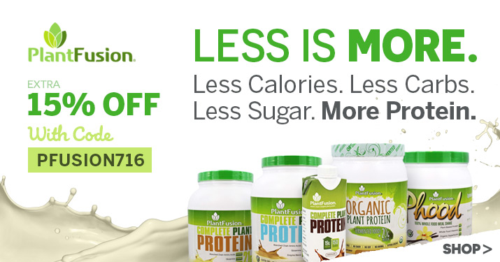PlantFusion sale