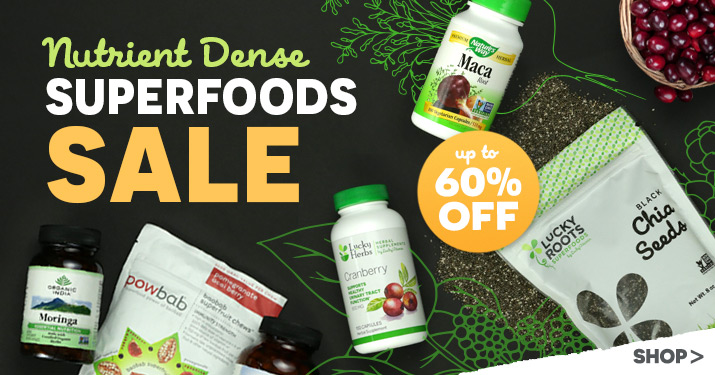 Super Foods Sale