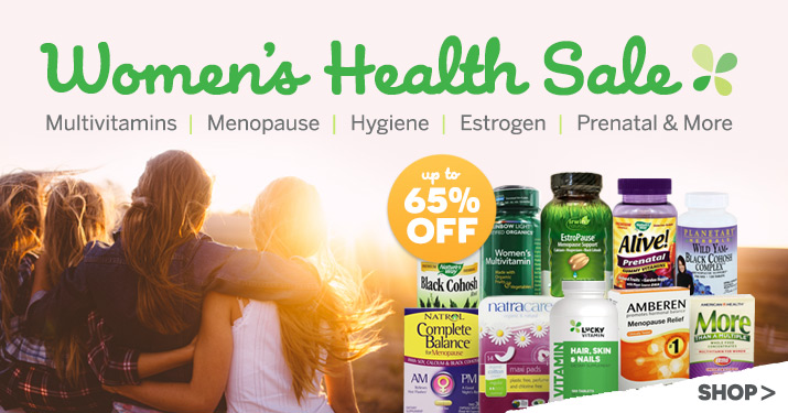 Womens Health Sale