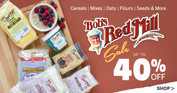 Bobs Red Mill Sale