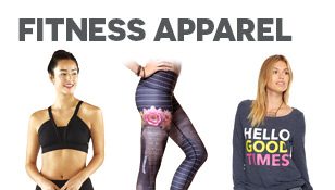 Fitness Apparel Spotlight