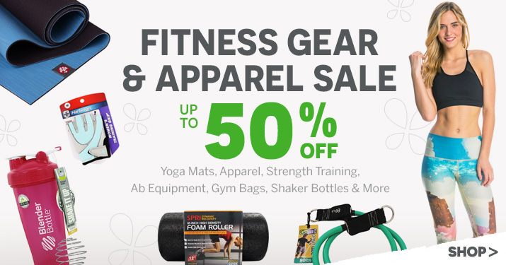 Fitness Accessories Sale