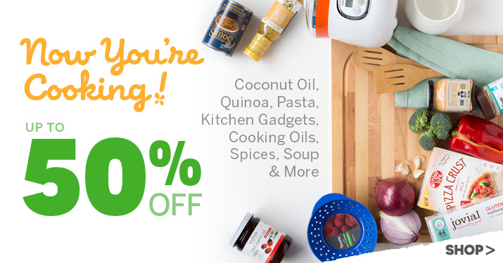 Healthy Cooking Sale