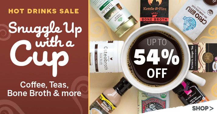 Hot Drinks Sale