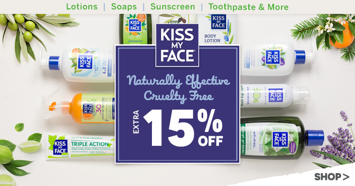 Kiss My Face Sale