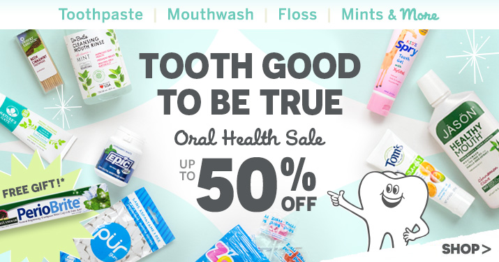 Oral Health Sale