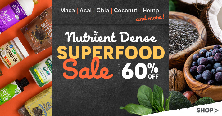 SuperFood Sale