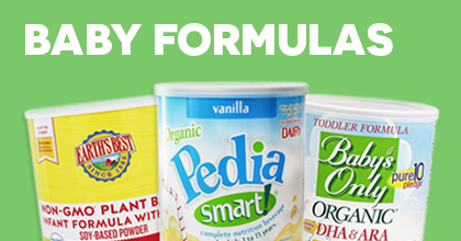 Baby Formulas Products