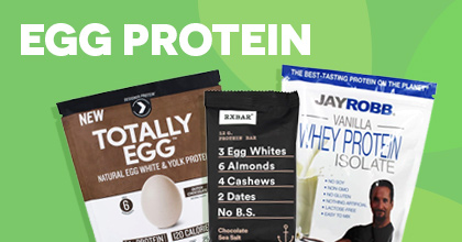 Egg Protein Products