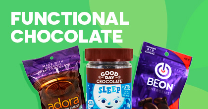 Functional Chocolate Products